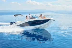 QUICKSILVER BOATS QUICKSILVER 875 NEW SUNDECK