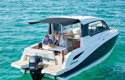 QUICKSILVER BOATS QUICKSILVER 755 WEEK END PROMO