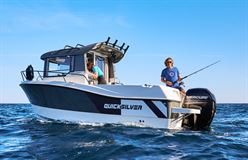 QUICKSILVER BOATS QUICKSILVER 605 CAPTUR EXPLORER