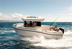 QUICKSILVER BOATS QUICKSILVER 605 CAPTUR